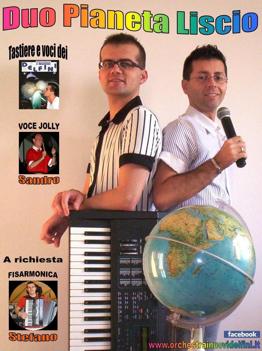 Calendario Orchestre Liscio.I Nuovi Delfini Orchestra Liscio Vicenza